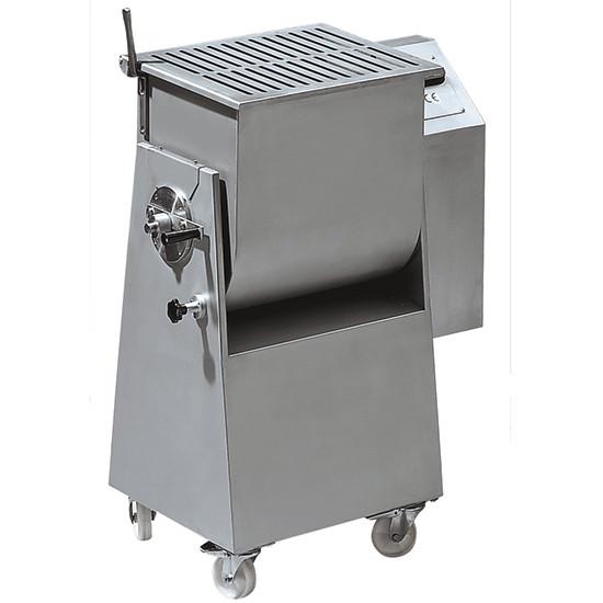 Fleischmischmaschine, Becken 400x470 mm, Kapazität 50 kg