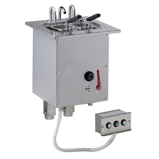 Einbau-Nudelkocher, ohne Wasseranschluss, 6 Liter