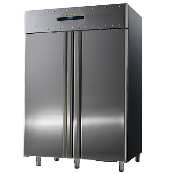 Bäckereikühlschrank 600x400 mm 1400 Liter aus Edelstahl, -2 °C/+8 °C