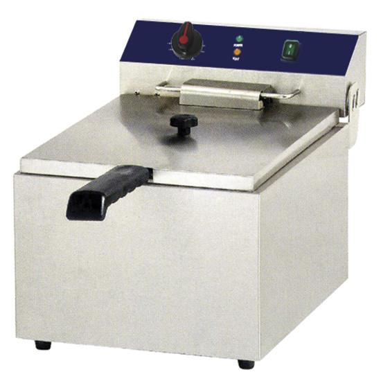 Elektro-Friteuse, Tischmodell, 6 Liter