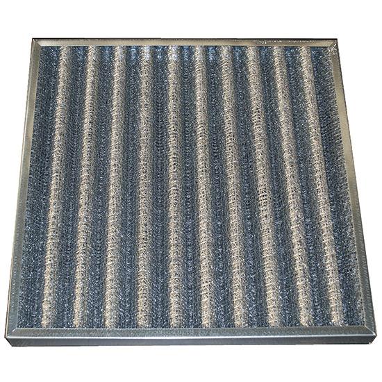 Fettfilter mit Metallgitter 287x592x48 mm