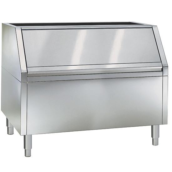 Eiswürfelbehälter, Edelstahl, 350 kg, für KUEI EW01 120