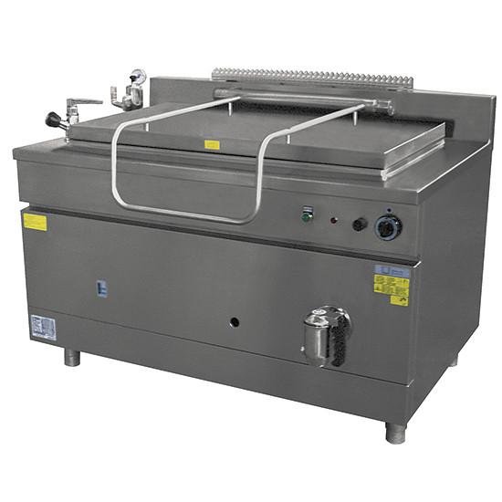 Elektro-Gastronormkochkessel, indirekte Beheizung, 180 Liter