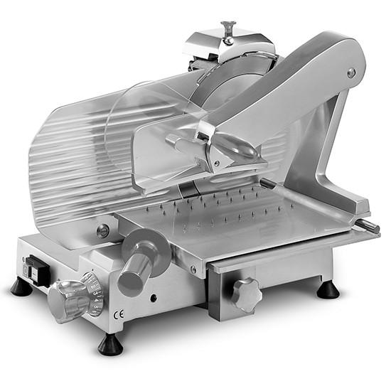 Aufschnittmaschine, Messer Ø 275 mm, Schnitt 285x260 mm