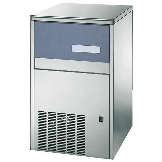 Eiswürfelbereiter, Luftkühlung, 46 kg/24 h