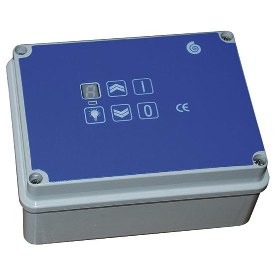 digitaler Drehzahlregler IP55