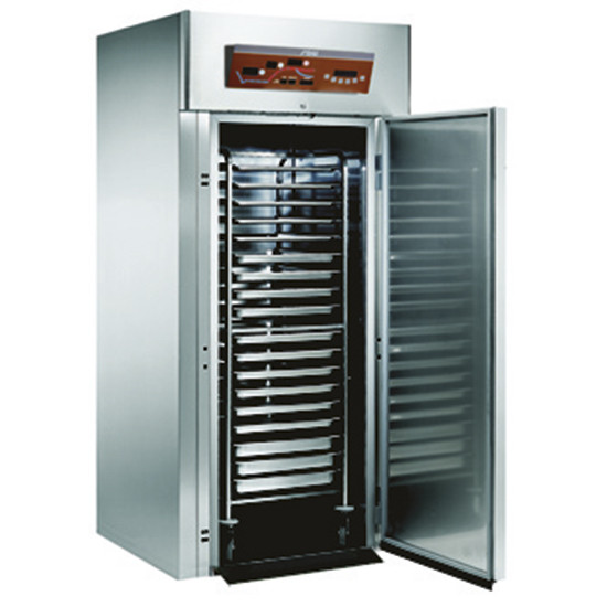 Gärschrank Roll-In, -2 °C/+30 °C, 20x 600x800 mm oder 40x 600x400 mm