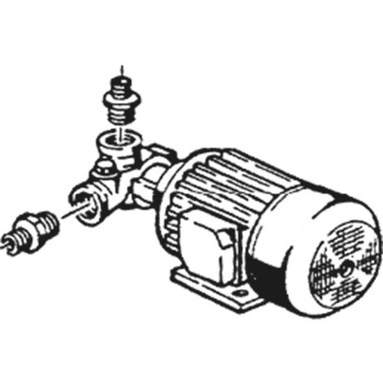 Ablaufpumpe für SWST GE01 111