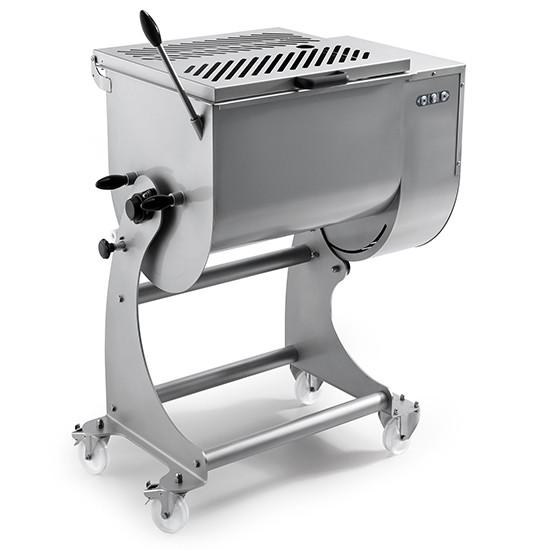 Fleischmischmaschine, Becken 620x500 mm, Kapazität 80 kg