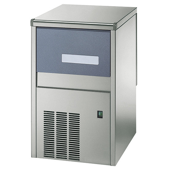 Eiswürfelbereiter, Luftkühlung, 20 kg/24 h
